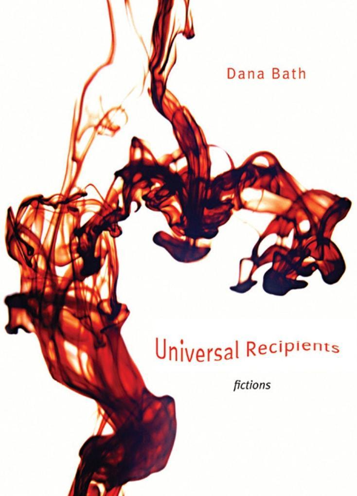 Universal Recipients: Fictions als Taschenbuch