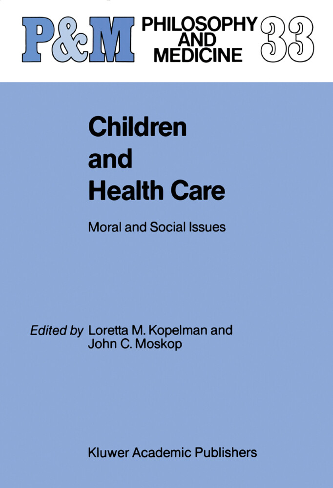 Children and Health Care als Buch
