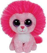 Fluffy - Löwe pink, 15cm, limitiert