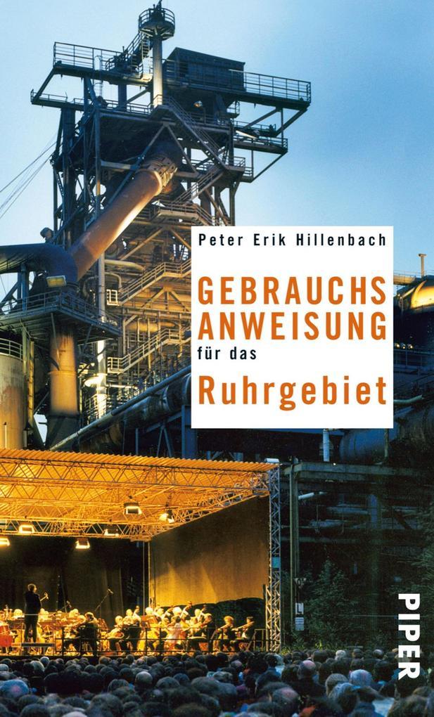 Gebrauchsanweisung für das Ruhrgebiet als eBook...