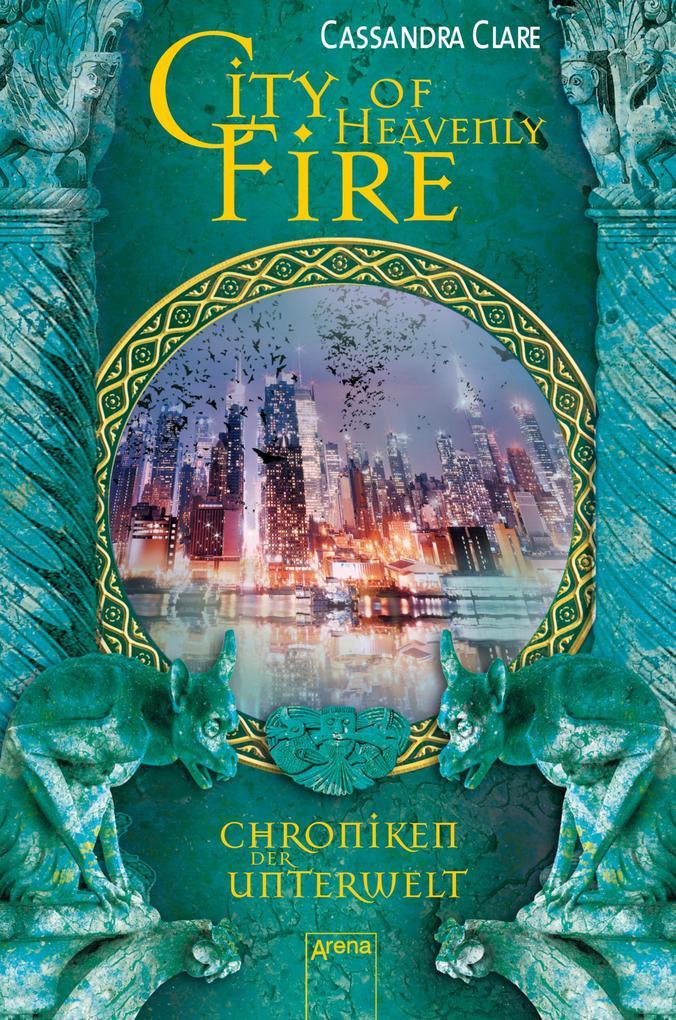City of Heavenly Fire als eBook