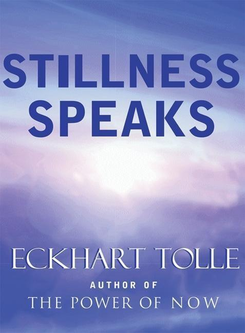 Stillness Speaks als Buch