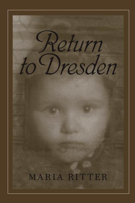Return to Dresden als Buch
