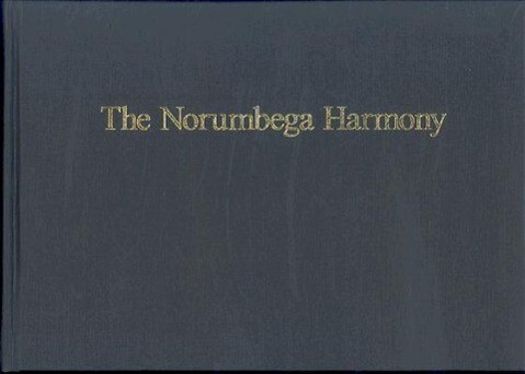 The Norumbega Harmony: Historic and Contemporary Hymn Tunes and Anthems from the New England Singing School Tradition als Buch