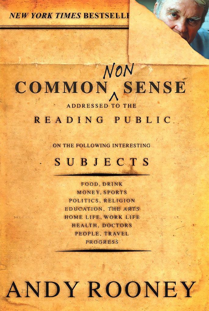 Common Nonsense als Taschenbuch