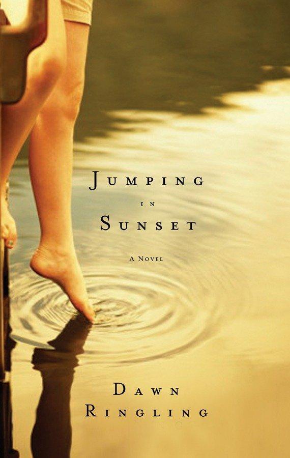Jumping in Sunset als Taschenbuch