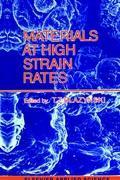 Materials at High Strain Rates als Buch
