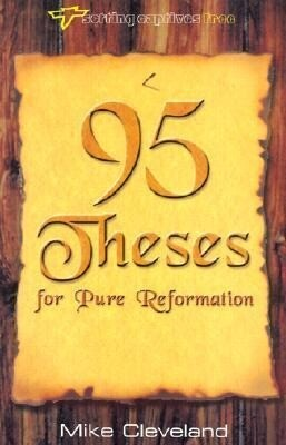 95 Theses for Pure Reformation als Taschenbuch