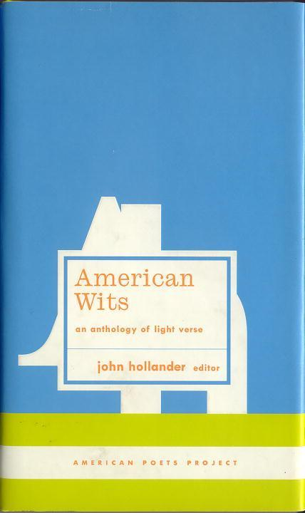 American Wits: An Anthology of Light Verse als Buch