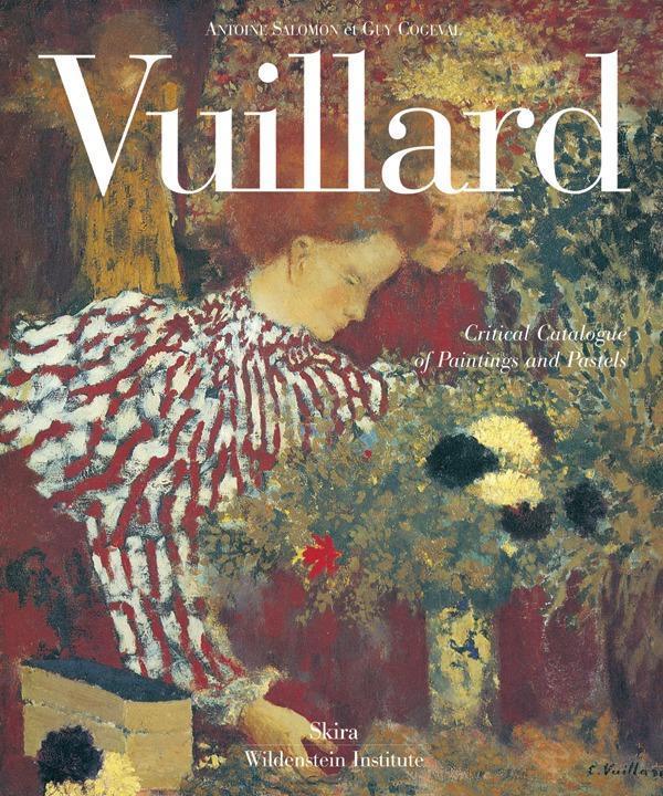 Edouard Vuillard: Catalogue Raisonne als Buch
