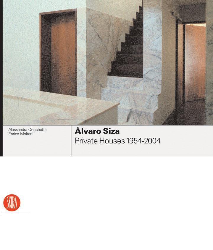 Alvaro Siza: Private Houses als Buch