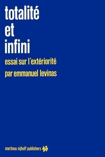 Totalité et infini als Buch