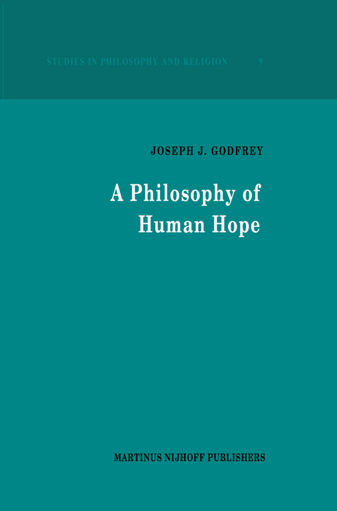 A Philosophy of Human Hope als Buch