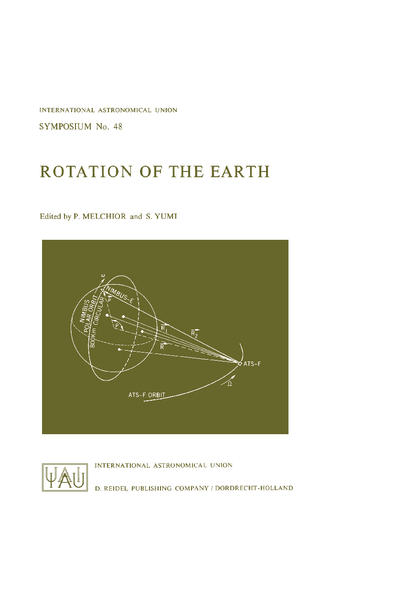 Rotation of the Earth als Buch