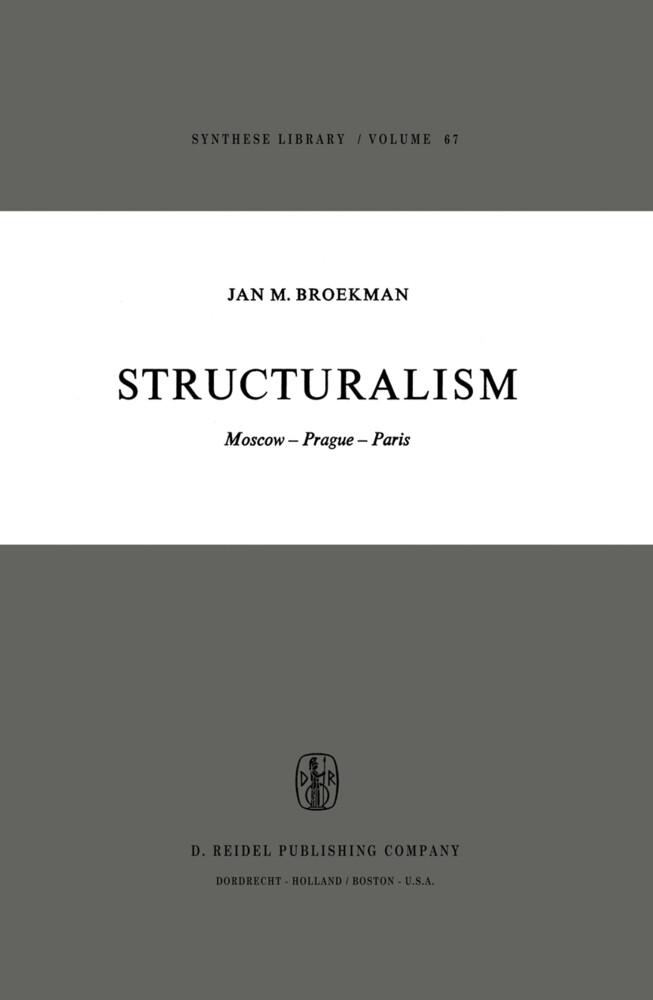 Structuralism als Buch
