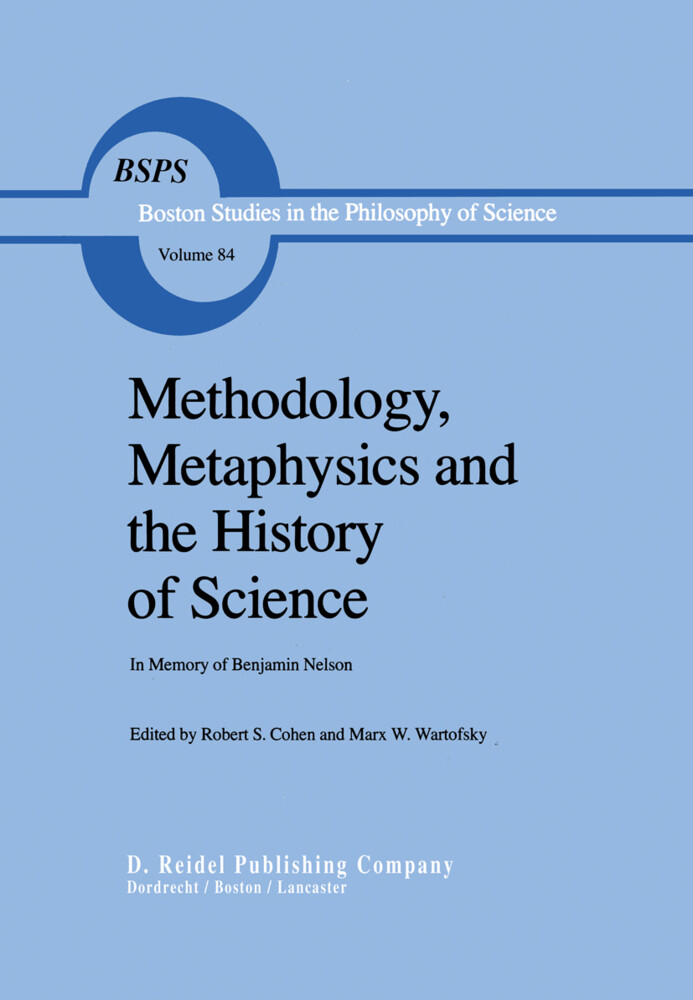 Methodology, Metaphysics and the History of Science als Buch