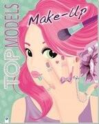 Stickermalbuch Make-up