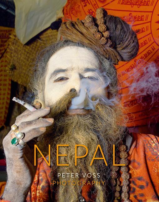 Nepal als Buch von Peter Voss