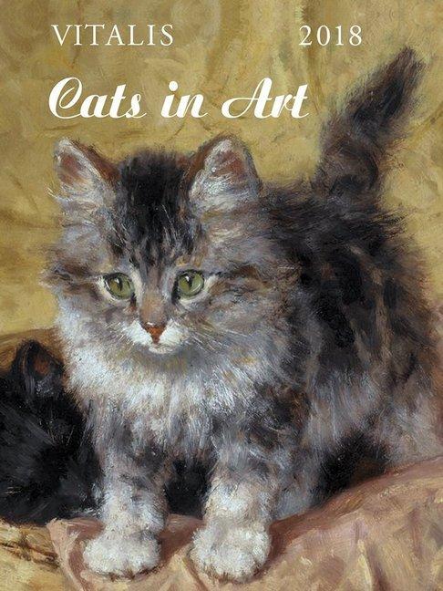 Cats in Art 2018