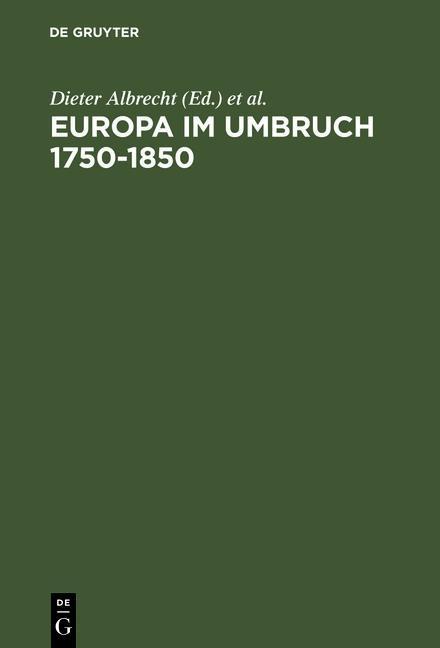 Europa im Umbruch 1750-1850 als eBook Download von