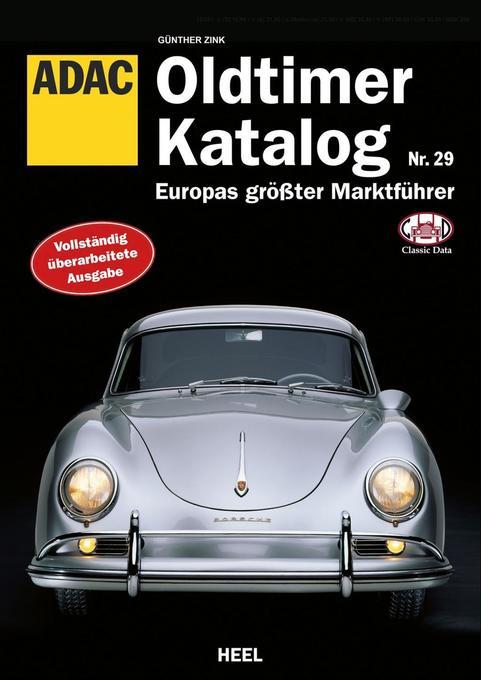 Oldtimer Katalog Nr. 29 als Buch von Günther Zink
