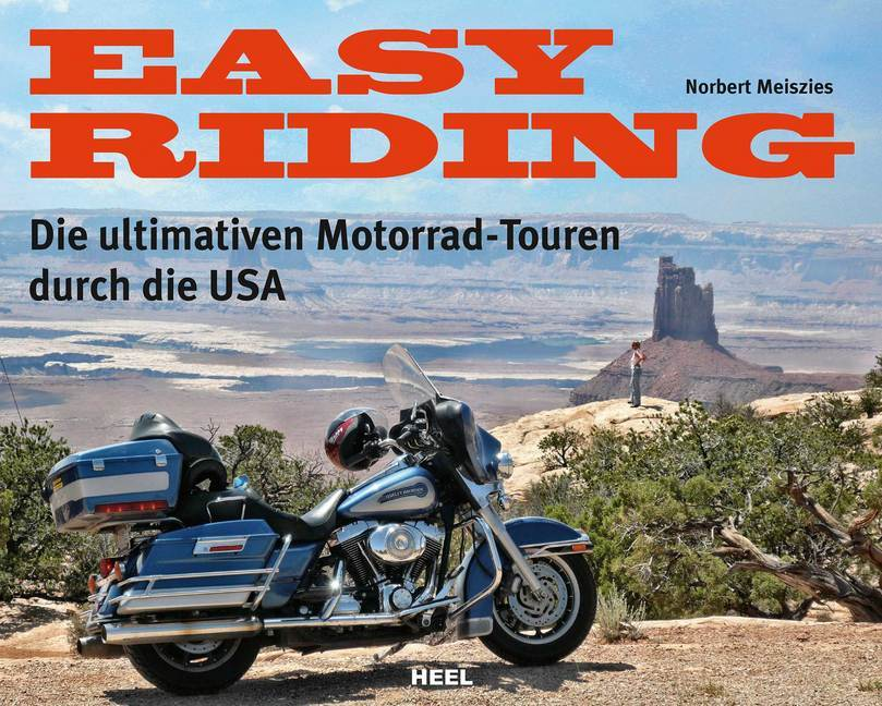 Easy Riding als Buch von Norbert Meiszies, Norb...