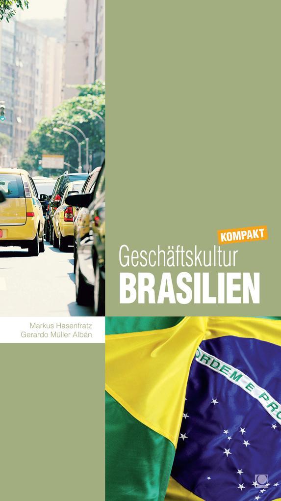 Geschäftskultur Brasilien kompakt als eBook Dow...