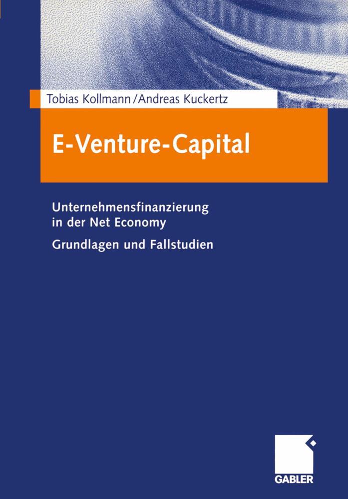 E-Venture-Capital als Buch