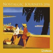 2016 Nostalgic Journeys 30 x 30 Grid Calendar