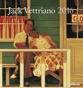 2016 Jack Vettriano 45 x 48 Art Calendar