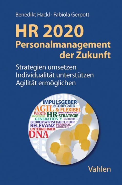 HR 2020 - Personalmanagement der Zukunft als eB...