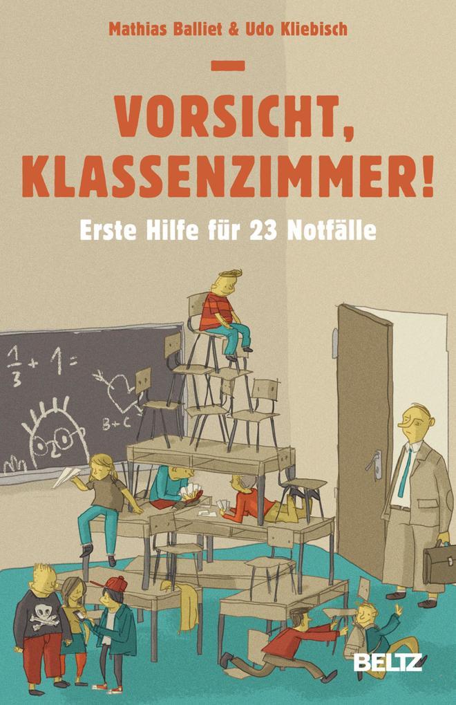 Vorsicht, Klassenzimmer! als eBook Download von...