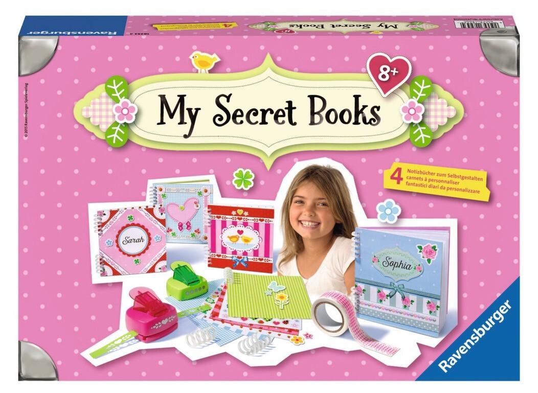 My Secret Books