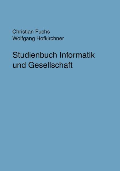Studienbuch Informatik und Gesellschaft als Buch