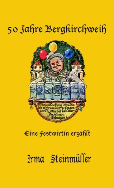 50 Jahre Bergkirchweih als Buch