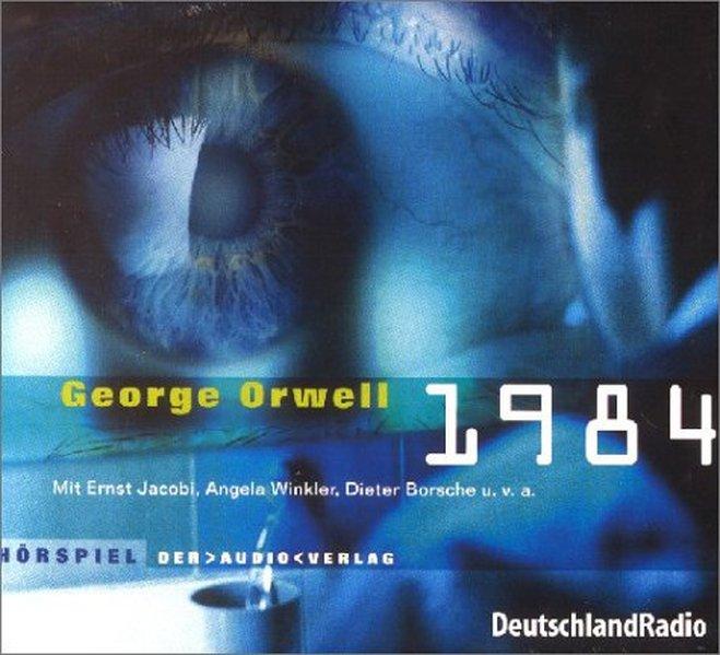 1984. 2 CDs als Hörbuch