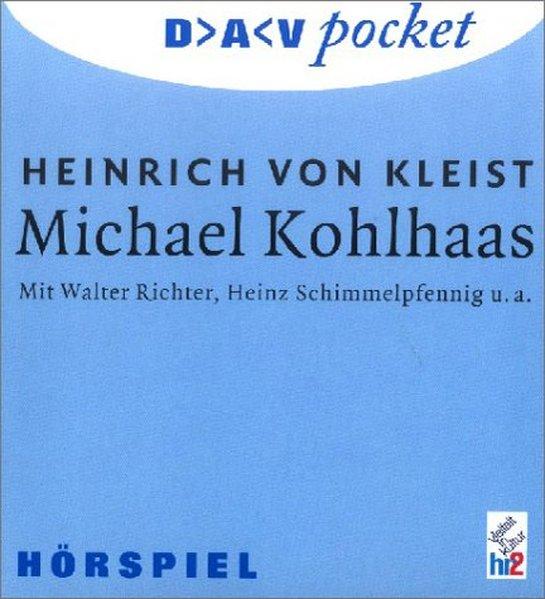 Michael Kohlhaas. CD als Hörbuch
