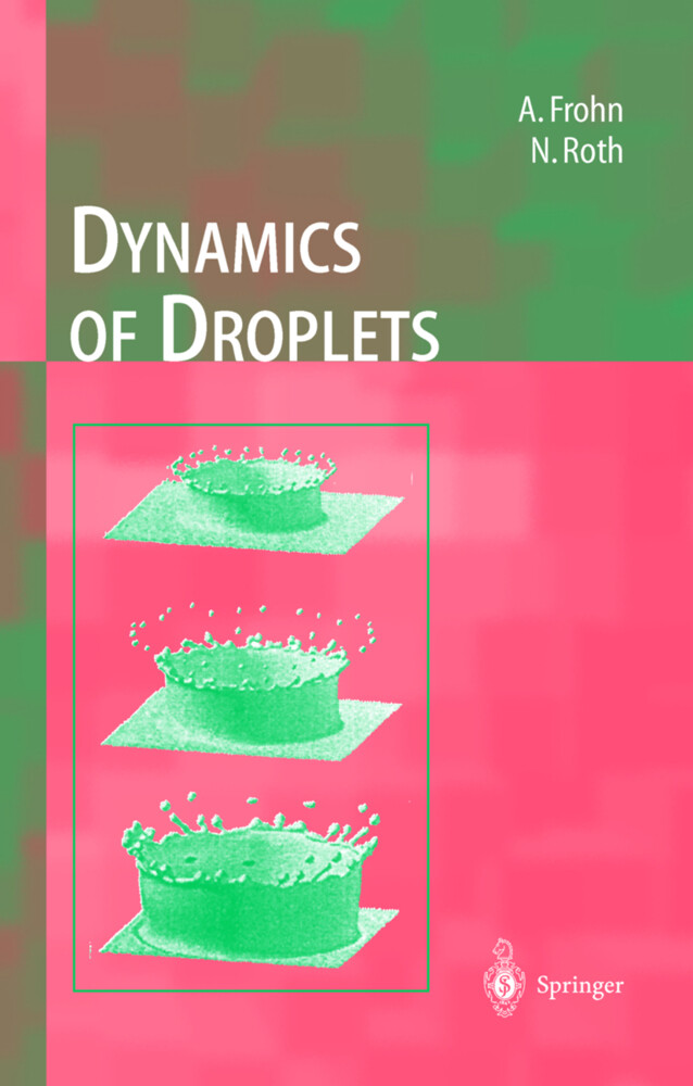 Dynamics of Droplets als Buch