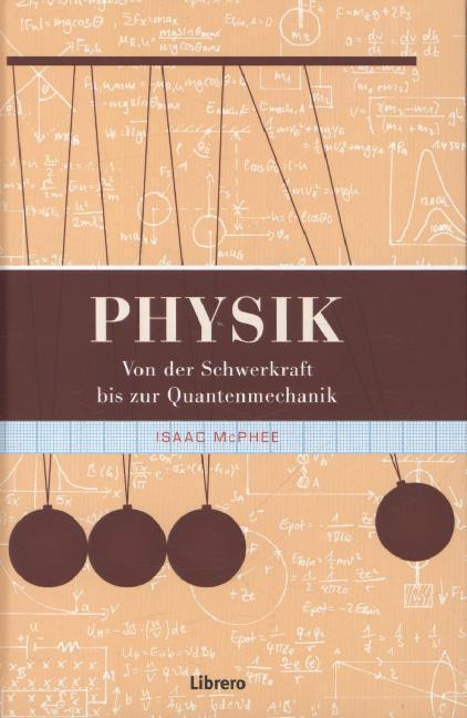 Physik als Buch von Isaac McPhee