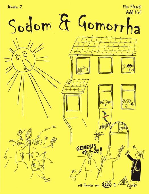 Biester 2 - Sodom & Gomorrha als Buch