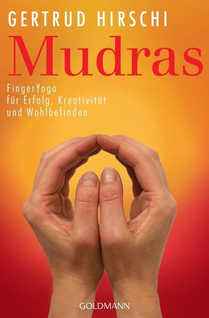 Mudras als Taschenbuch