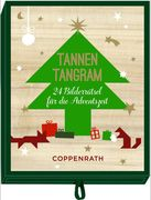 Tannen-Tangram Schachtelspiel
