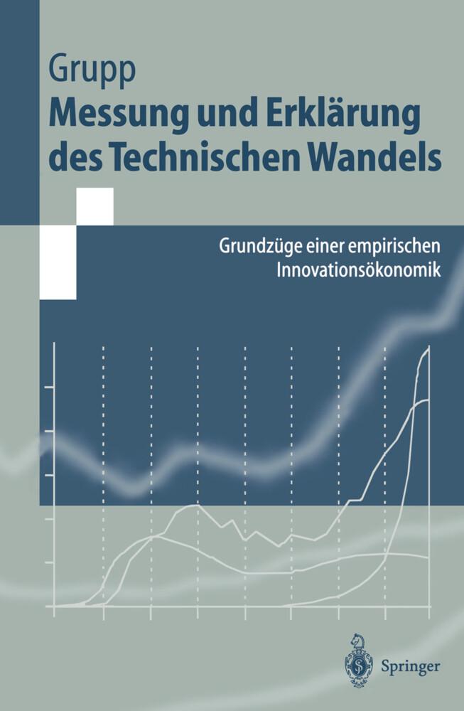 Messung und Erklärung des Technischen Wandels als Buch