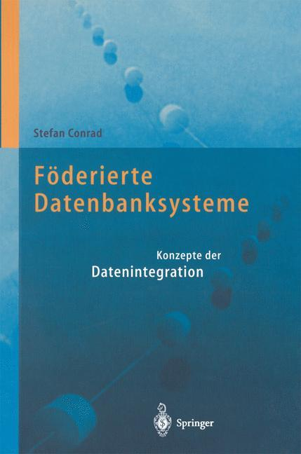 Föderierte Datenbanksysteme als Buch