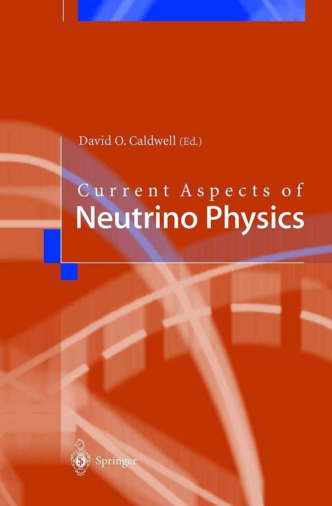 Current Aspects of Neutrino Physics als Buch