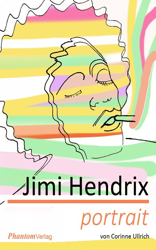 Jimi Hendrix - Portrait als eBook
