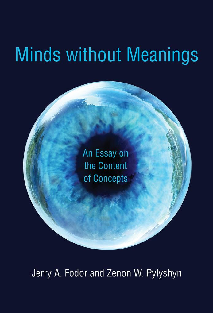 Minds without Meanings als eBook Download von J...