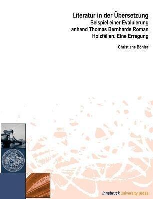 Literatur in der Übersetzung als Buch