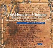 The Hengwrt Chaucer Standard Edition on CD-ROM [institutional Licence]: Images and Text of National Library of Wales Peniarth 392d, Containing Geoffre