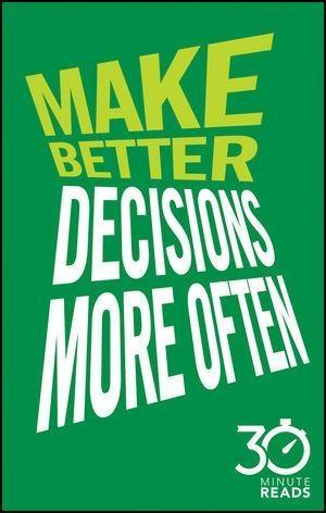 Make Better Decisions More Often als eBook Down...